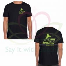 1Kcc Club Southwest Crew Neck T-Shirt