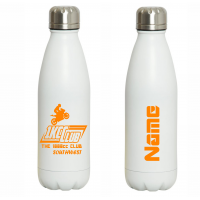1Kcc Club Southwest Chilli Style Bowling Double Walled 500mls Bottle