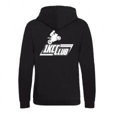 1Kcc Club Embroidered Hoodie / Hooded Sweatshirt