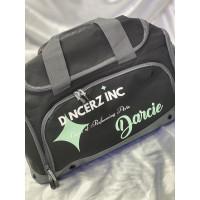 DANCERZINC Personalised Logo'd Dance Holdall