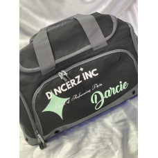 DANCERZINC Personalised Logo'd Dance Holdall