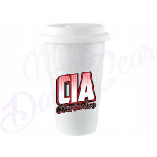 CIA Personalised Insulated Travel Mug