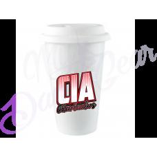 CIA Personalised Insulated Travel Mug