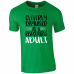 Cleverly Disguised as a Responsible Adult Sarcastic Novelty T-Shirt