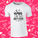 Naps are for Quitters / Mama loves to Nap Twinning Family T-Shirt Set