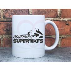 Southwest Superbikes 11oz Personalised Mug Gift